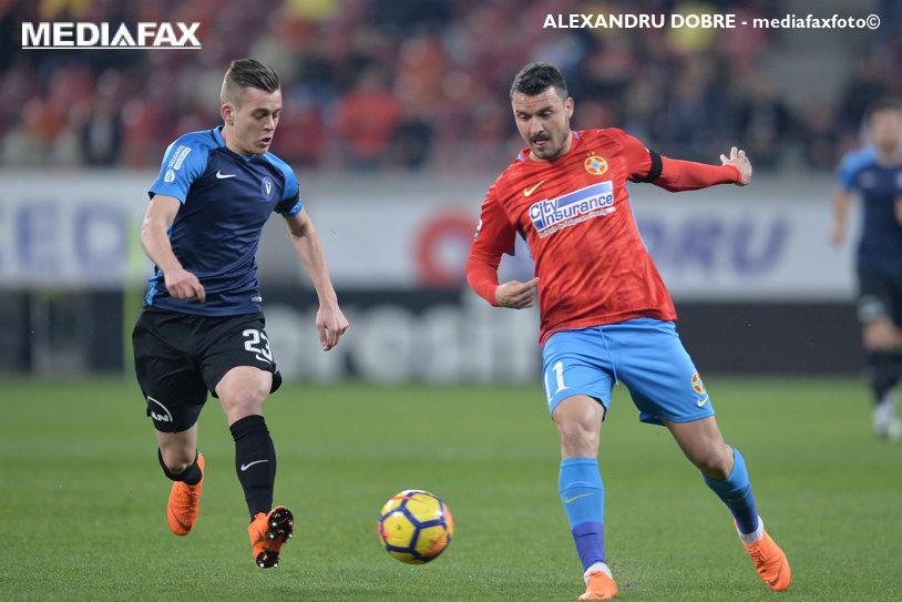 LIVE BLOG | FCSB - Viitorul 2-1. Sclipirea lui Budescu şi golul lui Momcilovic readuc echipa lui Dică la două puncte de CFR înainte de meciul direct