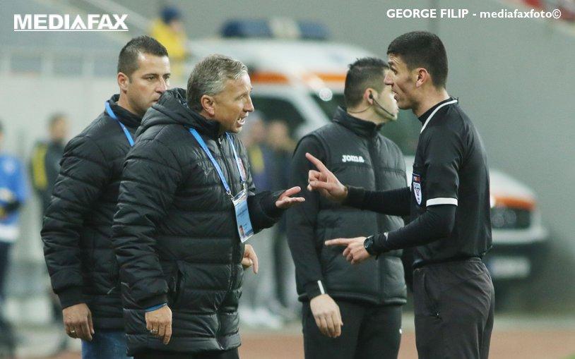 """Dan Petrescu va avea un loc special la meciul cu FCSB! """"Bursucul"""" e suspendat, dar şefii din Gruia au găsit o soluţie inedită: """"Nu scrie în regulament..."""""""