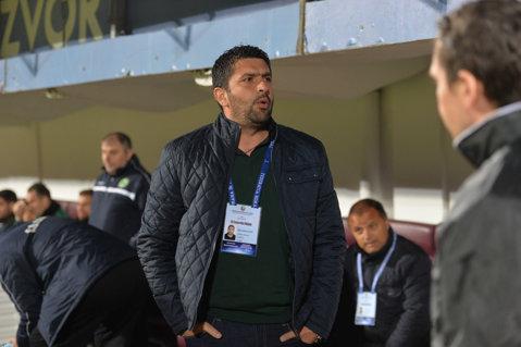 """Marius Baciu, fericit după victoria cu Poli Timişoara: """"Putem mult mai mult"""""""