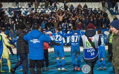 """Elevii lui Stoican, la primul meci din play-off în Copou. Ieşenii pot urca pe locul 4 cu o victorie cu Astra. """"Această poziţie a devenit o ţintă pentru noi"""""""