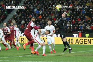 LIVE BLOG | CFR Cluj - FCSB. Gnohere a egalat în prelungiri, Culio a deschis scorul dintr-un penalty comis de Romario Benzar