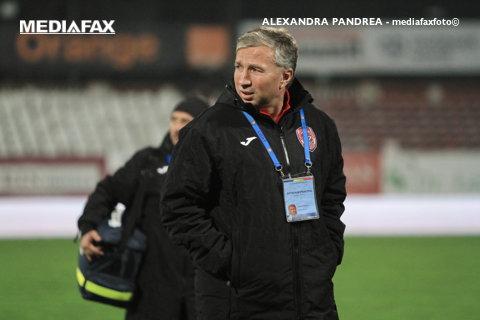 Lovitură în plin pentru CFR: Dan Petrescu a pierdut unul dintre cei mai buni jucători pentru derby-ul cu FCSB! Schimbarea gândită deja de SuperDan