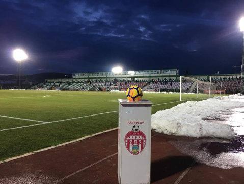 Sepsi - FC Voluntari 2-2. Cod galben de penalty-uri! Adrian Bălan a egalat în prelungiri şi a stricat sărbătoarea gazdelor