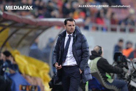 Performanţă unică în acest sezon! Dică e cel mai inspirat antrenor din Liga 1. Clasamentul în care i-a depăşit pe Petrescu, Mangia sau Hagi