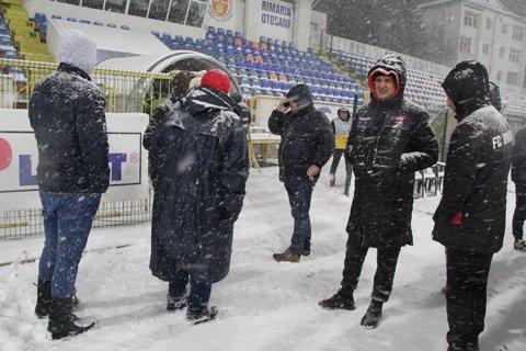 ULTIMA ORĂ | Partidele amânate din cauza zăpezii au fost reprogramate! Când se joacă Botoşani – Dinamo şi CSM Poli – Astra
