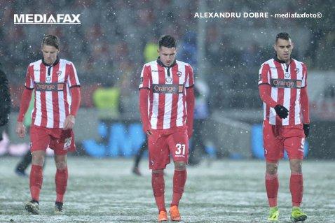 """Ce se întâmplă la Dinamo? Salariile scad drastic, iar Negoiţă e de neclintit. """"Nu mai vrea să audă de fotbal"""""""