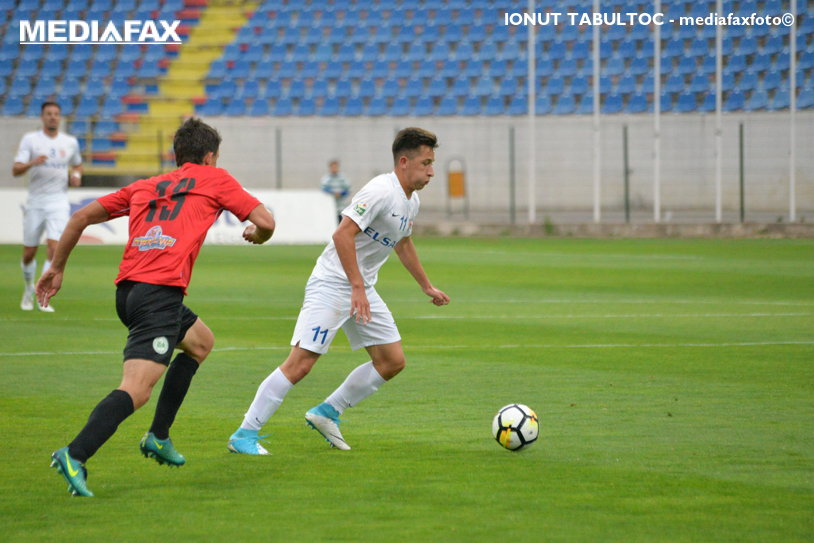 Concordia Chiajna - FC Botoşani 0-0, sub privirile lui Mirel Rădoi şi Adrian Boingiu