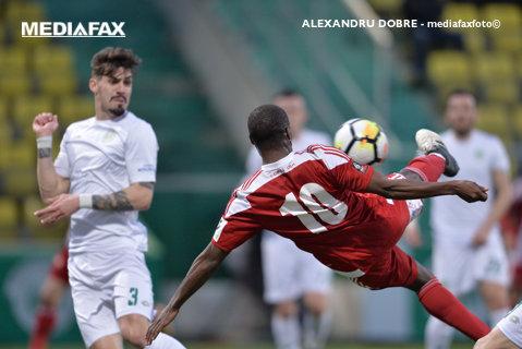 Juventus Bucureşti - Sepsi, 0-2! Oaspeţii s-au răzbunat după scenele regretabile petrecute în startul meciului