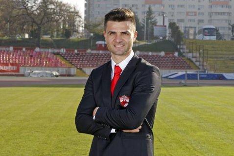 """Bratu, un antrenor fericit! Prima reacţie după victoria cu FC Voluntari: """"Pe viitor putem construi"""". Ce s-a întâmplat cu Torje"""