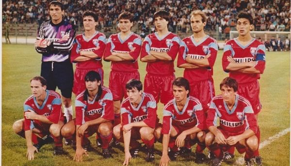 """Hello, mister Dumitrescu! This is Steaua!"". Andru Nenciu scrie despre ironia fanilor Stelei"