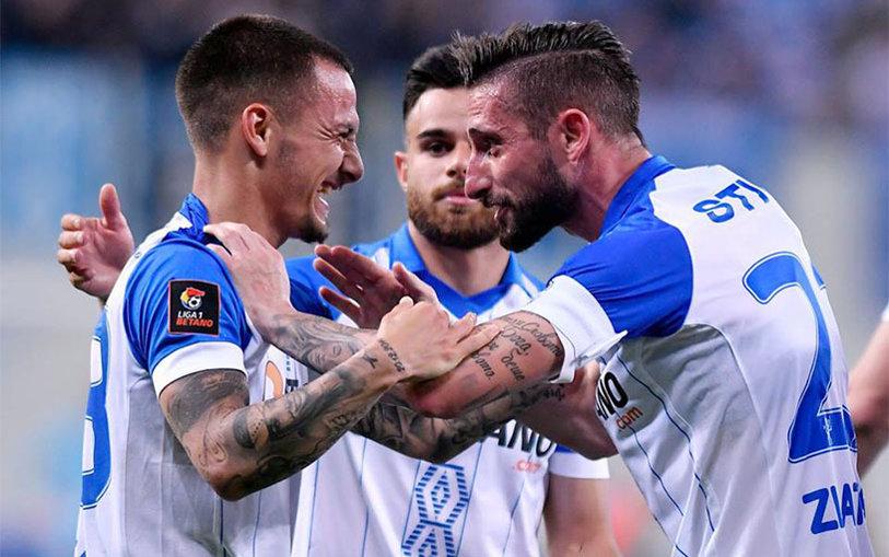 Mi-Triţă! Triplă pentru oltean în Sâmbăta Luminată pentru Craiova: calificare la handbal şi cel mai clar succes al sezonului la fotbal