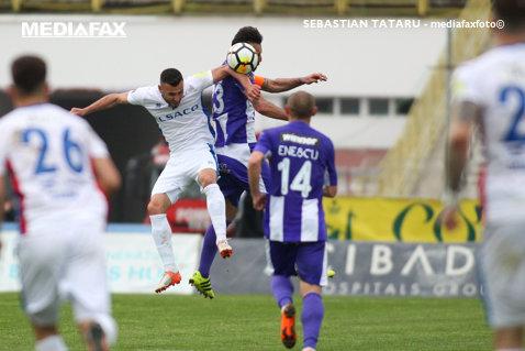 LIVE TEXT | ACS Poli - FC Botoşani 0-1. Axente a înscris golul care i-a afundat şi mai tare pe elevii lui Leo Grozavu. Timişoara, la al 15-lea meci consecutiv fără succes în Liga 1