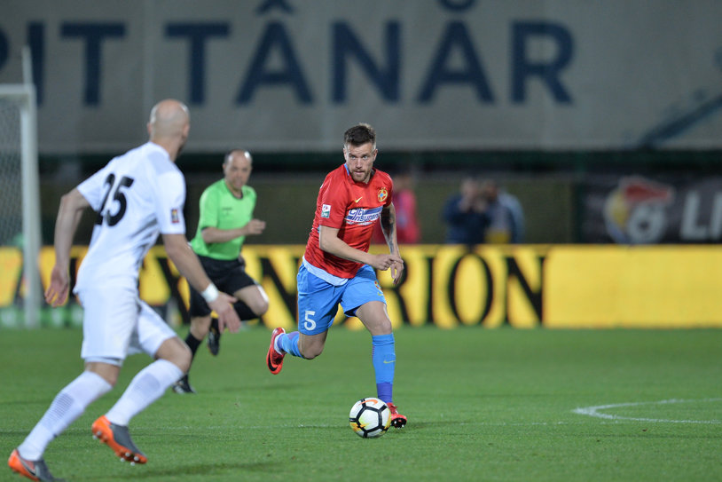 Pintilii, nu Budescu. FCSB a învins Astra cu 3-0, la Giurgiu, iar veteranul lui Dică a dat un gol de generic şi un assist genial! Vicecampioana conduce din nou clasamentul