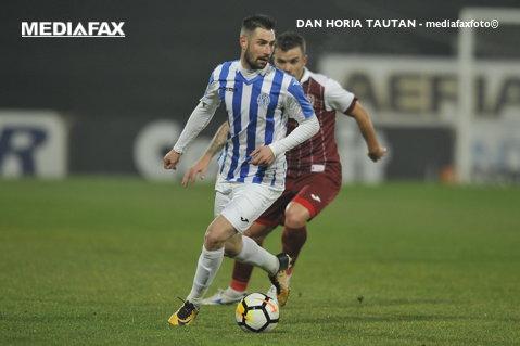 """""""Lovitură"""" pentru Stoican: un om de bază s-a """"rupt"""" şi riscă să nu mai joace în acest sezon. Ce aşteptări au moldovenii de la meciul cu CFR"""