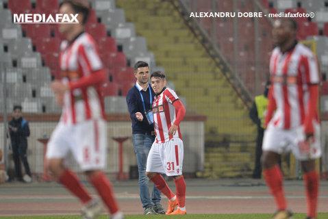 """Moldoveanu i-a stricat debutul lui Neaga: """"Îi dedic golul mamei mele"""""""