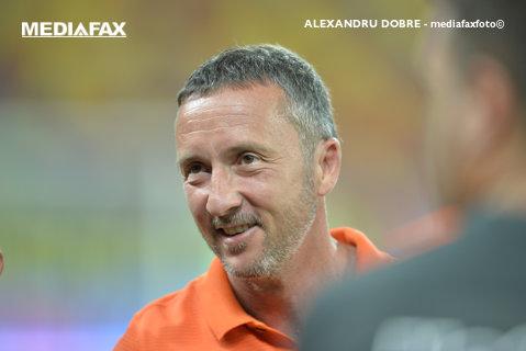 """MM Stoica a intervenit în direct şi i-a dat replica lui Dan Petrescu: """"Se întâmplă ca arbitrii să dicteze penalty şi împotriva ta"""""""