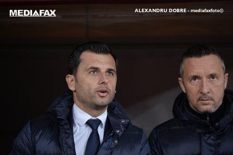 """""""Mi se pare foarte, foarte periculos. Tu, Dan Petrescu, vii din Anglia"""". Mihai Stoica şi-a """"taxat"""" din nou fostul prieten. Exemplul din fotbalul mare prin care a vrut să-i închidă gura rivalului"""