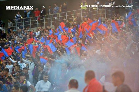 """Se umple Arena Naţională? Câte bilete s-au vândut la """"finala"""" FCSB - CFR"""