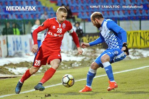 Botoşani se impune cu 3-0 în faţa lui Juventus. Scorul a fost stabilit încă din prima repriză