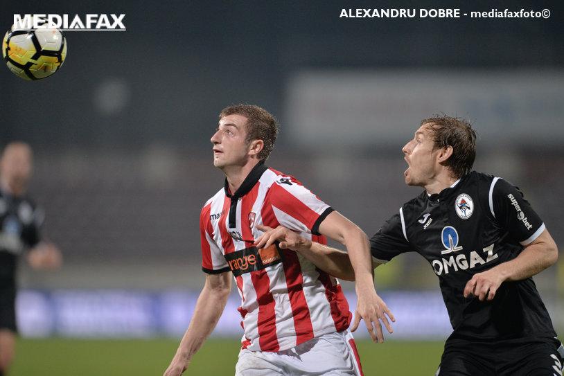 Gaz Metan – Dinamo 2-3. Meci spectaculos la Mediaş, cu două răsturnări de scor