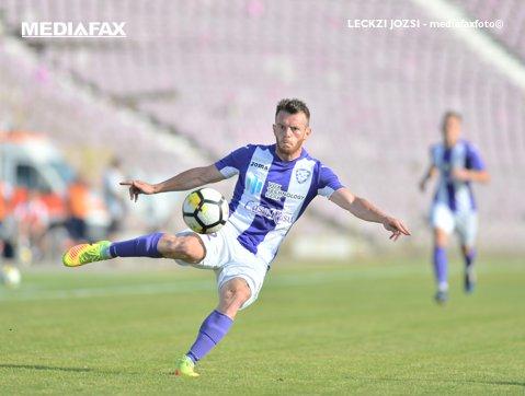 FOTO | Prima ligă a nimănui. Atmosferă dezolantă la meciul dintre ACS Poli şi Juventus, ultimele clasate din playout. Câţi spectatori au trecut pragul stadionului Dan Păltinişanu