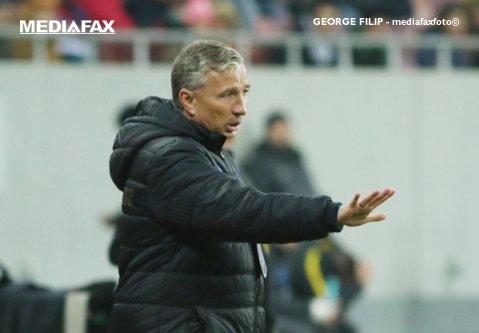 """Petrescu şi-a făcut o nouă listă cu nemulţumiri: """"E o nedreptate"""". Reproşul făcut LPF şi cum a trăit meciul care l-a adus pe primul loc: """"Nu l-am văzut. Eram la masă cu Mangia"""""""