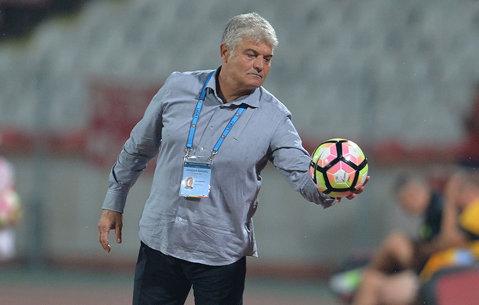 """Ioan Andone i-a plătit poliţa lui Mutu, cel care l-a îndepărtat de la Dinamo: """"Echipa lui joacă prost, prost! Era mai bine cu Claudiu Niculescu"""""""