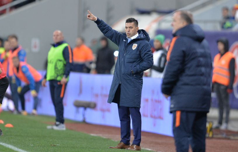 """Selecţionerul Contra ştie cine va câştiga titlul în Liga 1: """"Au totul în favoarea lor"""""""