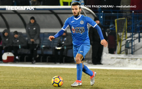 Ultimele detalii despre transferul lui Qaka la FCSB. Când se semnează contractul