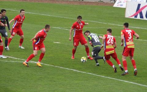 Îi ţin în stand-by! Jucătorii de la FC Botoşani care devin liberi de contract la final de sezon şi cărora conducătorii nu le spun nimic. Enache ridică din umeri