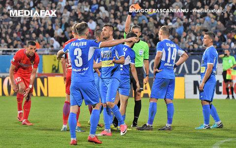 """Ieşenii vor să încheie sezonul cu o victorie în faţa Craiovei. Adrian Ambrosie: """"Ultima impresie contează şi ne dorim să ne despărţim de suporteri cu un succes"""""""