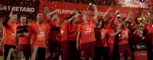 LIVE BLOG   CFR Cluj e noua campioană a României! Hagi i-a predat ştafeta lui Dan Petrescu, FCSB termină pentru al treilea an la rând pe locul 2