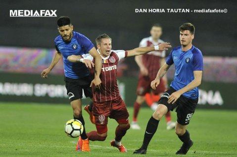 """Un jucător al CFR-ului, despre Dan Petrescu: """"E diabolic"""""""