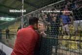 """Bratu, mulţumit de copiii lui Dinamo: """"Vă promit că o să facem faţă în play-off!"""". """"Mitraliera"""" a anunţat plecarea unui om de bază: """"Îi mulţumim pentru plusul de valoare pe care l-a adus"""""""