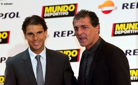 """Un tricou de campion spre Mallorca? Unchiul lui Rafael Nadal s-a implicat în campania de transferuri a CFR-ului: """"Mă suna în fiecare zi şi îmi spunea să vorbesc cu el"""""""