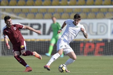 FC Voluntari - Chiajna 2-2! Concordia s-a salvat matematic de la retrogradare cu un gol venit în minutul 88. Mutu nu mai poate urca mai sus de locul de baraj şi are mari emoţii. Calcule