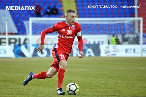FC Botoşani, victorie cu Gaz Metan în ultimul meci al sezonului. Medieşenii au ratat un penalty, Roman şi Fulop au făcut diferenţa