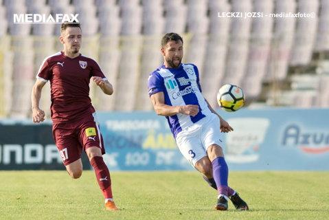 """Raţ şi-a trecut în CV o retrogradare şi pleacă cu un gust amar de pe Bega: """"Cu tot respectul pentru toţi pe care i-am cunoscut, asta m-a şocat"""". Discursul unui om dezamăgit de soarta fotbalului românesc"""