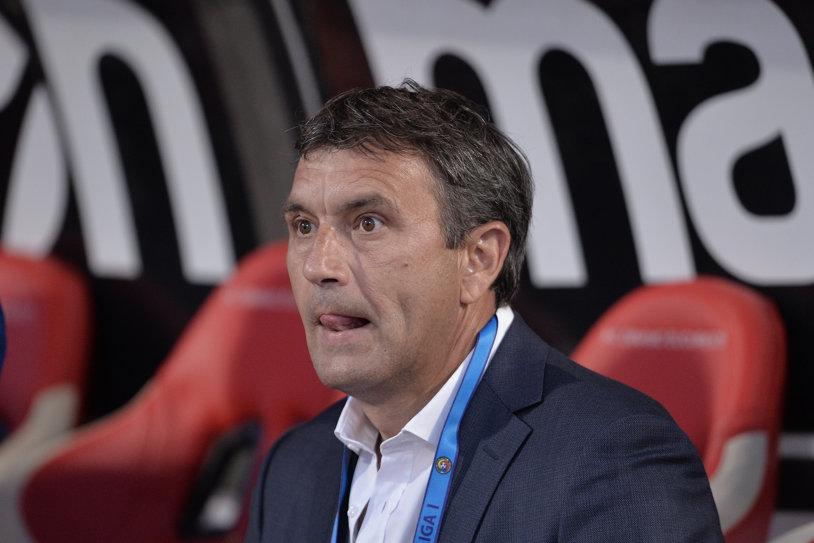 Eugen Neagoe rămâne la Sepsi, dar 6 jucători au fost daţi afară