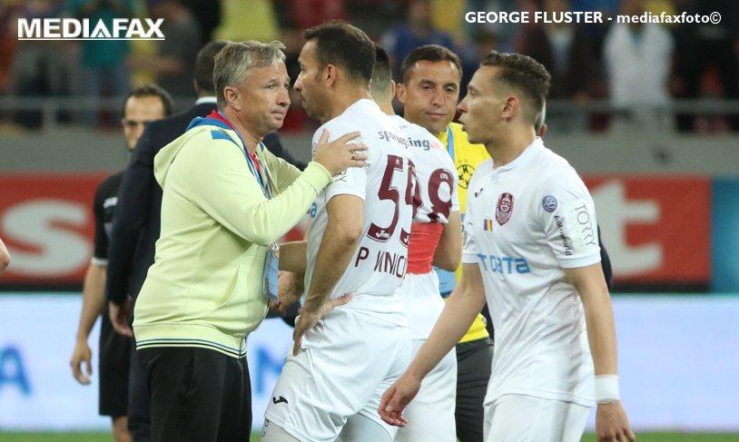 """Dan Petrescu a anunţat ce fotbalişti de la CFR ia cu el în China: """"E ca şi făcut, nu mă ascund!"""" Piesele grele care pleacă din Gruia"""
