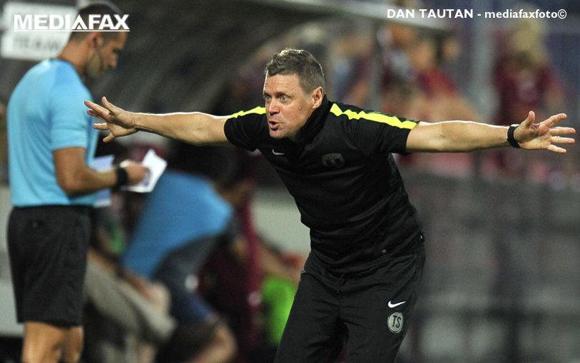 Tibor Selymes revine în fotbalul românesc. Echipa din Liga 1 cu care a semnat, funcţia pe care o va ocupa şi obiectivul pe care şi l-a trasat