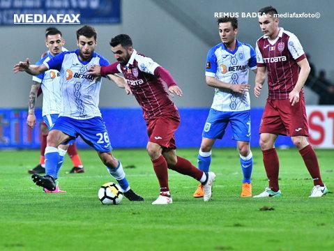 """Despărţirea de club s-a produs în urmă cu scurt timp. CS U Craiova a făcut anunţul oficial: """"Îi mulţumim pentru profesionalism şi îi dorim mult succes"""""""