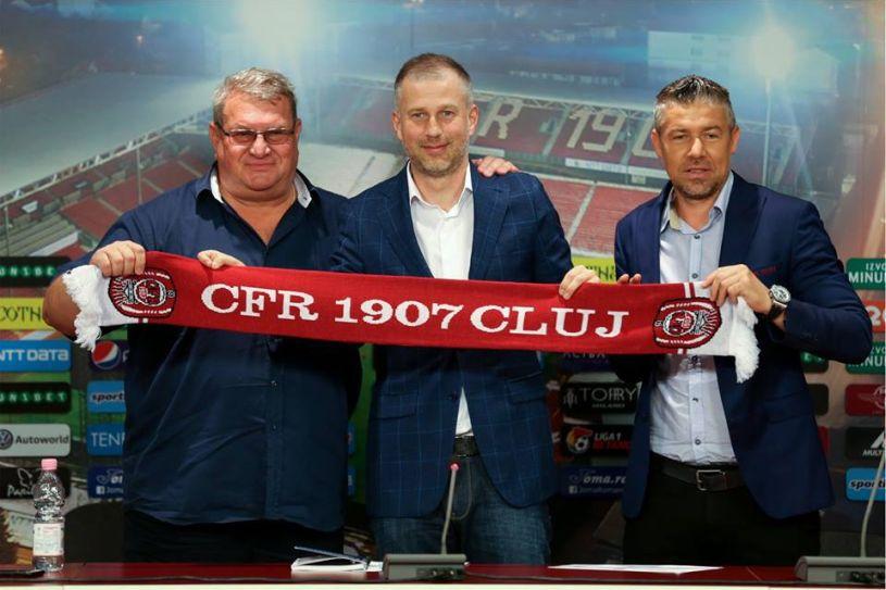 """Edi Iordănescu, noul antrenor al CFR-ului! """"Aveam alte variante superioare din punct de vedere financiar!"""" Mesajul pentru Dan Petrescu. Ce a spus preşedintele Mureşan despre Piţurcă, Şumudică şi plecarea sa din club"""