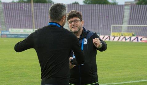 EXCLUSIV | Zi neagră pentru antrenorii din Liga 1! Încă un tehnician a fost îndepărtat de la echipă