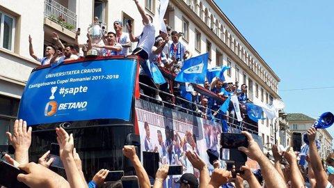 """EXCLUSIV   Primele reacţii dinspre CS U Craiova, după anunţul uriaş al lui Mititelu. Mesajul transmis la unison de Popescu, Badea şi Costeşin: """"Ia să facă Mititelu asta! Să vedem atunci ce i se întâmplă"""""""