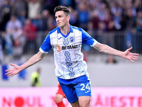 """Gardoş a trecut peste accidentare, vrea la naţională şi un nou trofeu cu Craiova. """"Să luăm titlul ar fi mai important decât să jucăm în grupele Europa League"""". Pe cine susţine la Mondial"""