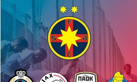 FCSB şi-a stabilit amicalele verii! Adversari puternici pentru trupa lui Dică + unde vor putea fi urmărite meciurile de pregătire