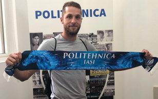 """Spaniolul care a semnat cu CSM Poli Iaşi: """"Mi s-a părut un obiectiv măreţ să ajung să joc în Liga 1"""""""