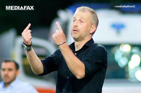 Edi Iordănescu face curat la CFR! Încă o despărţire de echipa campioană