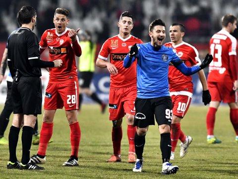 Astra a transferat un fost campion de la Viitorul! A fost şi pe lista lui Dinamo